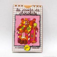 Barajas de cartas: BARAJA INFANTIL - NAIPES COMAS - LA CASITA DE CHOCOLATE. Lote 203232920