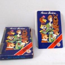 Baralhos de cartas: BARAJA INFANTIL - FOURNIER - HANNA BARBERA. Lote 203279765