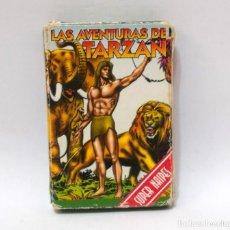 Barajas de cartas: BARAJA INFANTIL - TARZAN - SUPER NAIPES. Lote 203281128
