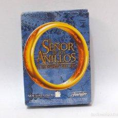 Barajas de cartas: BARAJA INFANTIL - EL SEÑOR DE LOS ANILLOS. Lote 203281605