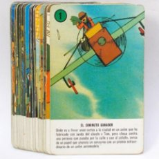 Jeux de cartes: BARAJA DE CARTAS - LOS DIMINUTOS - FOURNIER. Lote 203288832