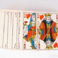 Barajas de cartas: BARAJA DE CARTAS - FRANCESA - POKER. Lote 203289313
