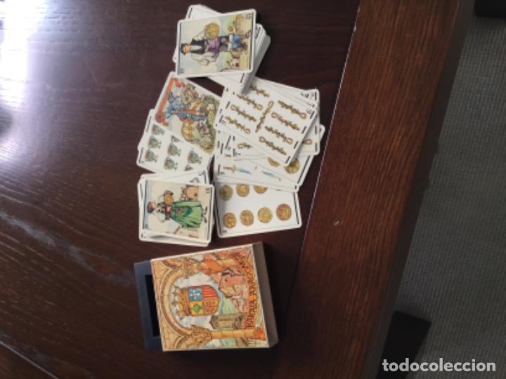 BARAJA ARAGONESA (Juguetes y Juegos - Cartas y Naipes - Otras Barajas)