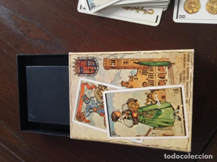 Barajas de cartas: Baraja aragonesa - Foto 4 - 203484985