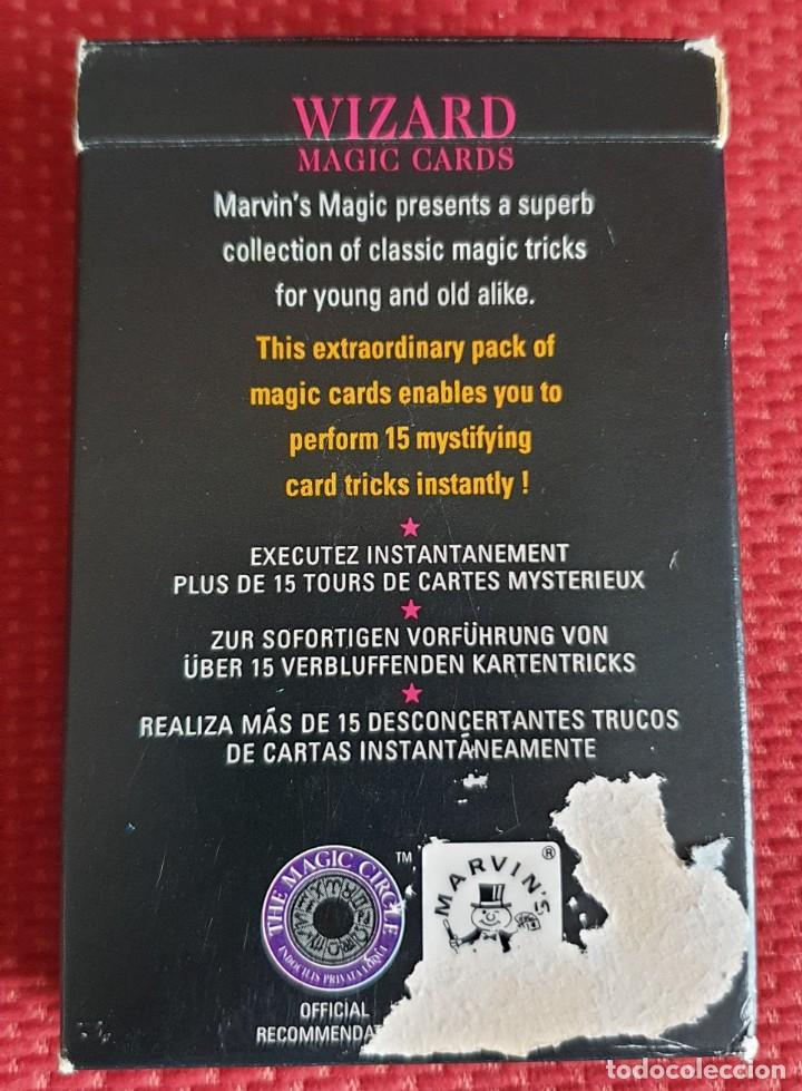 Barajas de cartas: BARAJA PARA MAGOS MARVINS MAGIC - Foto 2 - 203895861