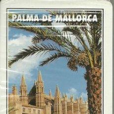Barajas de cartas: PALMA DE MALLORCA - BARAJA ESPAÑOLA 50 CARTAS. Lote 204321070