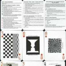 Jeux de cartes: BARAJA CARTAS DE ILUSION DE CRUNCHY NUT-AÑO 1991. Lote 204361967