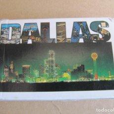 Barajas de cartas: BARAJA DE CARTAS DALLAS-RARA. Lote 204539472