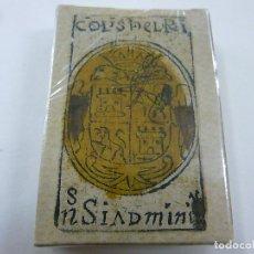 Barajas de cartas: BARAJA SEVILLANA - ESPAÑA - SIGLO XVII (1647) - FACSIMI-PRECINTADA - N 2. Lote 204817358