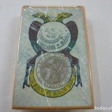 Barajas de cartas: BARAJA NAPOLITANA - ITALIA - S.XX - AÑO 1911 -FACSIMIL - N 2. Lote 204817871