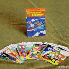 Mazzi di carte: BARAJA DE HERACLIO FOURNIER,32 CARTAS,MORTADELO Y FILEMÓN.. Lote 205026696