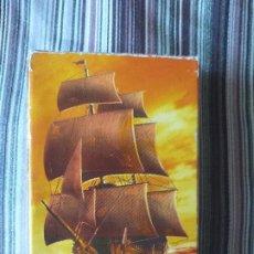 Barajas de cartas: BARAJA DE CARTAS PIRATAS DEL CARIBE EN EL FIN DEL MUNDO DISNEY FOURNIER COMPLETA. Lote 205123033