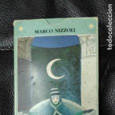 Barajas de cartas: TAROT SECRETO ( MARCO NIZZOLI ) LO SCARABEO. Lote 205123850