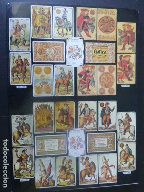 BARCELONA 1984 CATALOGO DE BARAJAS Y NAIPES (Juguetes y Juegos - Cartas y Naipes - Otras Barajas)