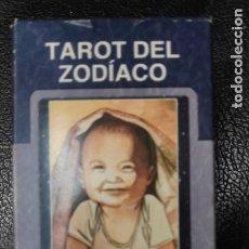 Barajas de cartas: TAROT DEL ZODIACO 78 CARTAS. Lote 205148408