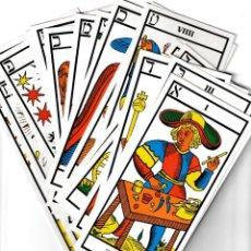 Barajas de cartas: TAROT DE GALES. Lote 205197727