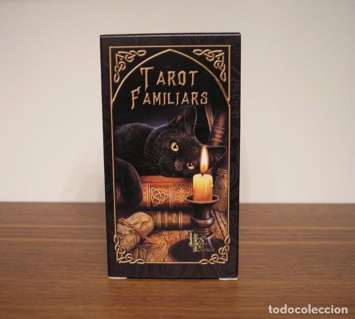 HERACLIO FOURNIER TAROT FAMILIARS (Juguetes y Juegos - Cartas y Naipes - Barajas Tarot)