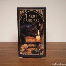 Barajas de cartas: HERACLIO FOURNIER TAROT FAMILIARS. Lote 284514743