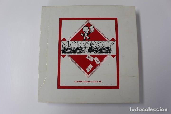 ANTIGUO MONOPOLY (Juguetes y Juegos - Cartas y Naipes - Otras Barajas)