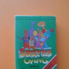Barajas de cartas: BARAJA SAURUS GANG, FOURNIER - AÑO 1990 - ERICTOYS. Lote 205550518