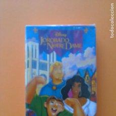 Barajas de cartas: BARAJA JOROBADO DE NOTRE DAME - FOURNIER PRECINTADA!!! - ERICTOYS. Lote 205551602