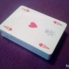 Jeux de cartes: BARAJA DE CARTAS DAL NEGRO TREVISO - PUBLICIDAD CASINO DE LA VALLEE - SAINT VINCENT. Lote 205578480
