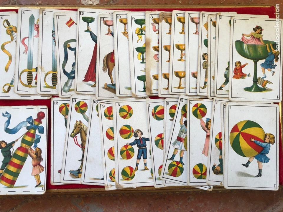 Barajas de cartas: BARAJA DE CARTAS DE CHOCOLATES ROMERO BENICARLÓ 1950's- REVERSO JUGADORES FUTBOL (COMPLETA) - Foto 4 - 205585318