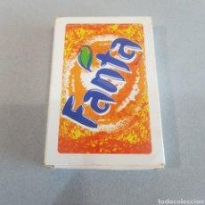 Barajas de cartas: BARAJA DE PUBLICIDAD FANTA ( COMAS). Lote 205697088