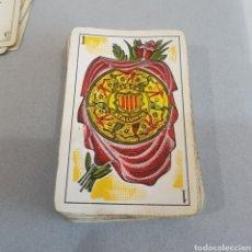 Barajas de cartas: BARAJA FOURNIER N°66 50 CARTAS CATALUÑA. Lote 205702463