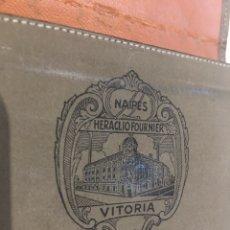 Barajas de cartas: NAIPES / CARTERA HERACLIO FOURNIER. Lote 205798587