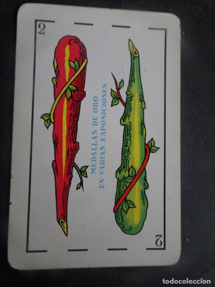 Barajas de cartas: ANTIGUA BARAJA DE NAIPES OPACO MARFIL, Nº1 50 CARTAS, FOURNIER , VER FOTOS - Foto 7 - 205832613