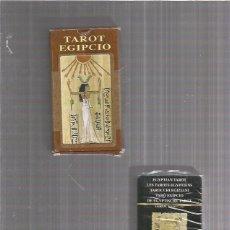 Barajas de cartas: TAROT EGIPCIO. Lote 206218562