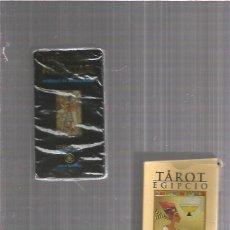Barajas de cartas: TAROT EGIPCIO. Lote 206218682
