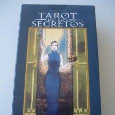 Barajas de cartas: TAROT DE LOS SECRETOS. Lote 206229715