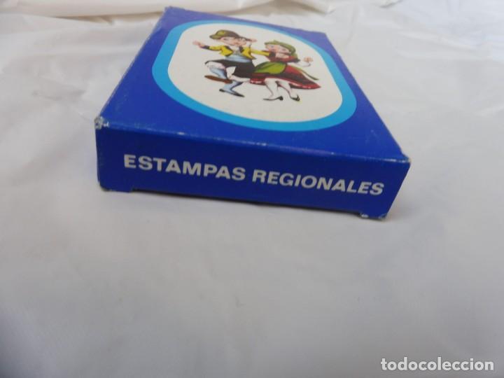 Barajas de cartas: Baraja 48 estampas regionales nueva - Foto 5 - 245897565
