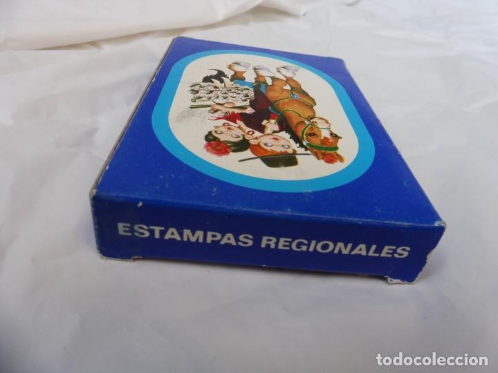 Barajas de cartas: Baraja 48 estampas regionales nueva - Foto 6 - 245897565