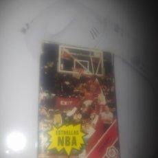 Barajas de cartas: BARAJA DE CARTAS NAIPES HERACLIO FOURNIER ESTRELLAS NBA CAJA 22. Lote 206289085