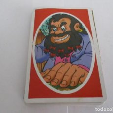 Barajas de cartas: JUEGO DE CARTAS DE PINOCHO. Lote 206292557