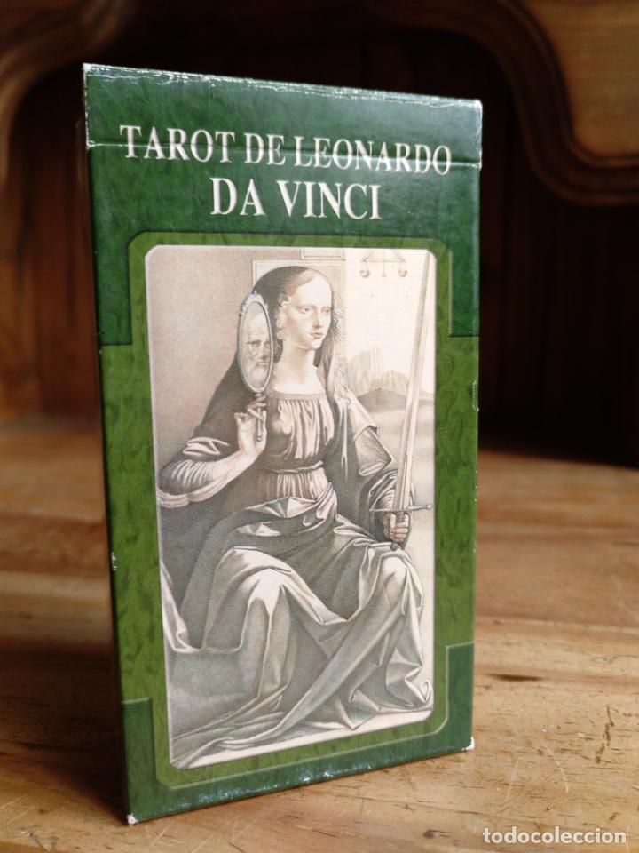 Barajas de cartas: Tarot de Leonardo da Vinci. - Foto 2 - 206568510