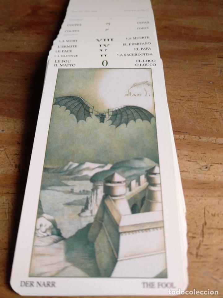 Barajas de cartas: Tarot de Leonardo da Vinci. - Foto 3 - 206568510