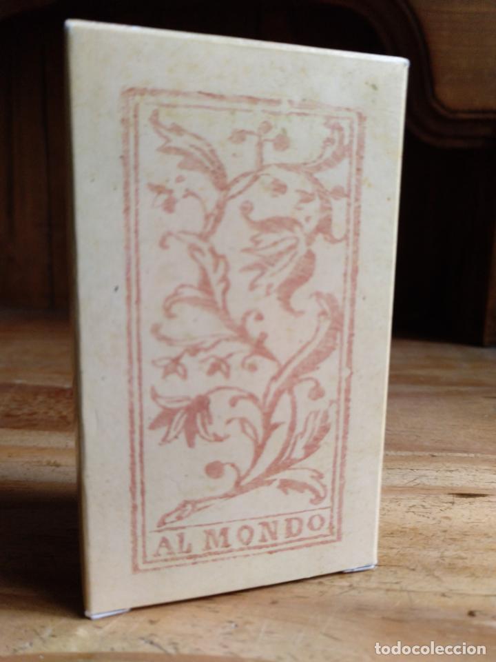 Barajas de cartas: Tarot florentino Minchiate Al Leone. Italia, 1790. Facsímil - Foto 2 - 206568993