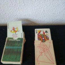 Barajas de cartas: BARAJA DE CARTAS DE PÓKER. Lote 206892507