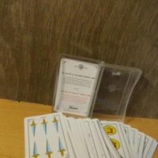 "Barajas de cartas: BARAJA ESPAÑOLA FOURNIER "" OSBORNE"". Lote 206993886"