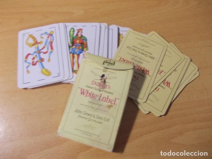 """BARAJA ESPAÑOLA """"DEWEAR,S WHITE LABEL"""" (Juguetes y Juegos - Cartas y Naipes - Baraja Española)"""