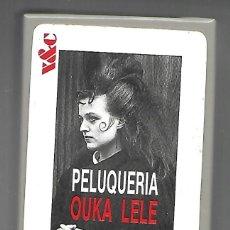Barajas de cartas: BARAJA POKER PELUQUERIA, FOTOGRAFA OUKA LELE 1987, TODAS DIFERENTES. SIN ESTRENAR. PEINADOS.. Lote 207014440
