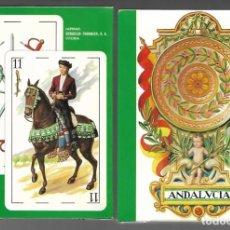 Barajas de cartas: BARAJA ANDALUZA, H. FOURNIER, EN ESTUCHE. PRECINTADA.. Lote 207019863