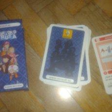 Barajas de cartas: RENAULT. CARTAS. SEGURIDAD EN RUTA. COMPLETO Y NUEVO. VER FOTOS.. Lote 207042536