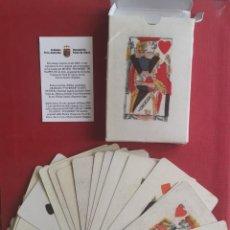 Barajas de cartas: ANTIGUA BARAJA DE NAIPES. Lote 207082157