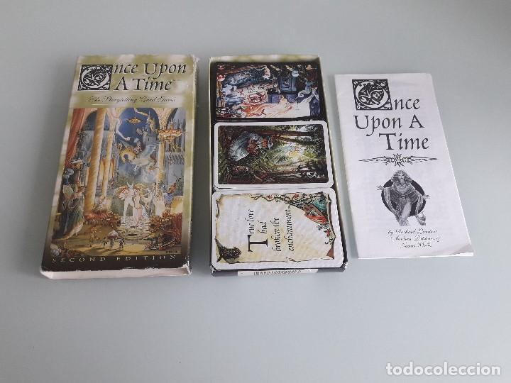 ONCE UPON A TIME - BAJARA - JUEGO DE CARTAS - THE STORYTELLING CARD GAME - CON CAJA - MADE IN USA (Juguetes y Juegos - Cartas y Naipes - Otras Barajas)