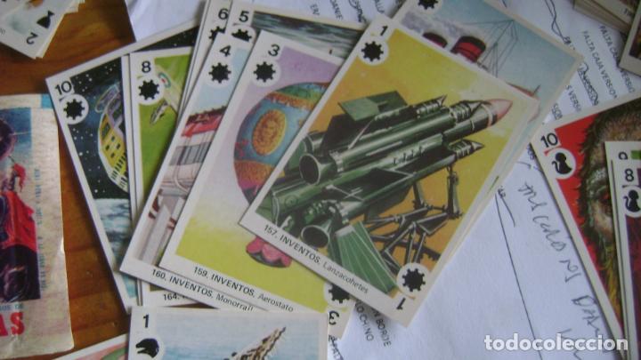 Barajas de cartas: BARAJAS DE LA COLECCION completa DE FAMILIAS DE MAGA VER FOTOS Y DESCRIPCION - Foto 10 - 207129138